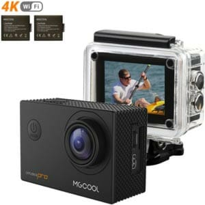MGcool Pro 4K Action Camera