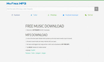 Best music downloading websites of 2016' by abhi | readymag.