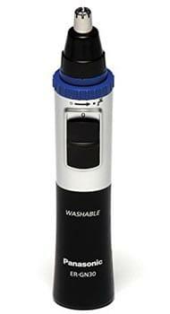 Panasonic ER-GN30-K Nose Hair Trimmer