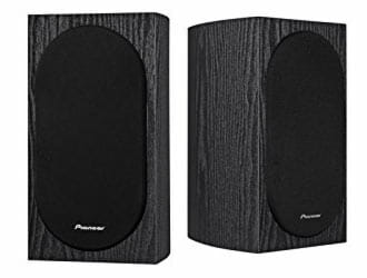 Pioneer SP-BS22-LR Bookshelf Loudspeakers