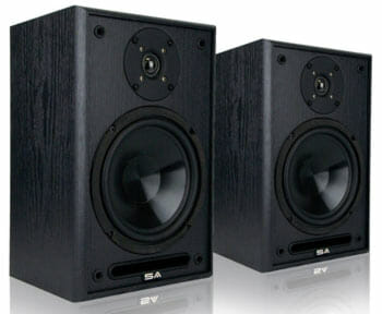 Sound Appeal Bookshelf Speakers