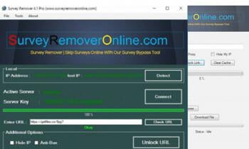 Survey Remover Trial