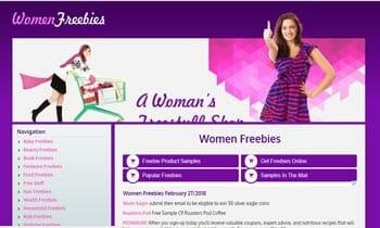 WomenFreebies