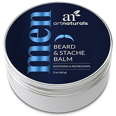 ArtNaturals Mustache and Beard Balm-Wax