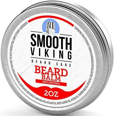 Smooth Vikings Beard Balm Leave-in Conditioner