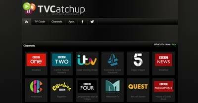 TV Catch Up