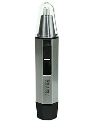 ToiletTree Professional Nose and Ear Hair Trimmer