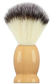 Bassion Hand Crafted Pure Badger Shaving Brush