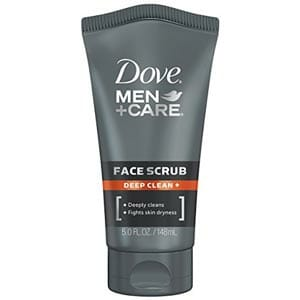 Dove Men + Care Face Scrub
