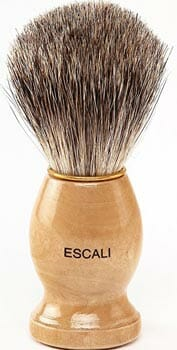 Escali Pure Badger Shaving Brush