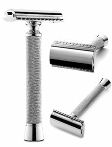 Perfecto Professional Double Edge Safety Razor for Men