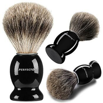 Perfecto Pure Badger Shaving Brush