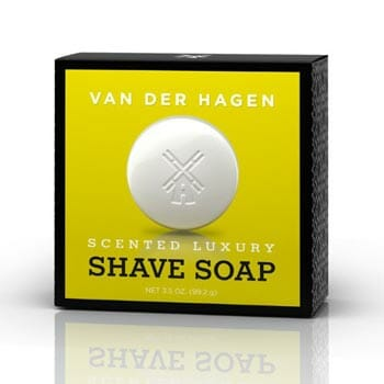 Van Der Hagen Luxury Shaving Soap