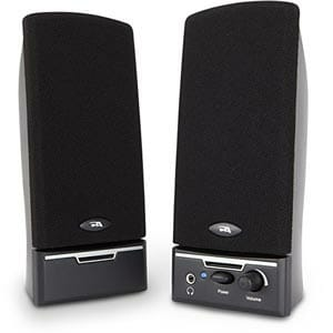 Cyber Acoustics CA-2014 Desktop Computer Speakers