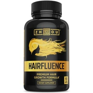 Hairfluence Hair Growth Vitamins