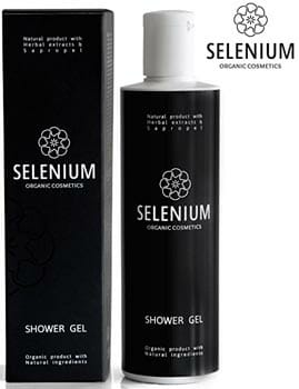 Natural Organic Body Wash for Men and Women by Selenium