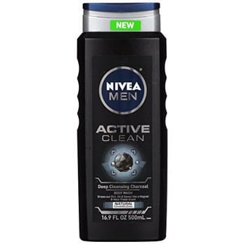 Nivea Men Active Clean Body Wash