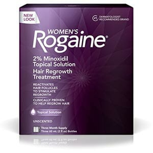 Rogaine Treatment for Women