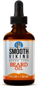 Smooth Viking Beard Oil for Men