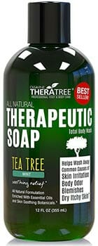 Therapeutic Tea Tree Oil Soap by Oleavine