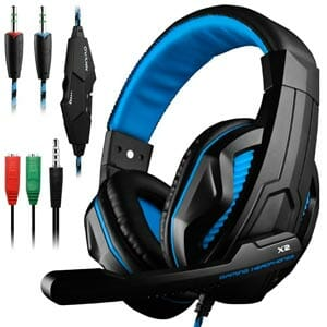 DLand Noise Isolation Gaming Headset