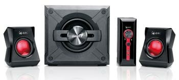 Genius SW-G2.1 1250 2.1 Channel Speakers
