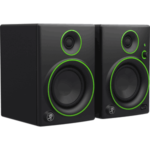 Mackie CR4BT Bluetooth Ready Multimedia Speakers