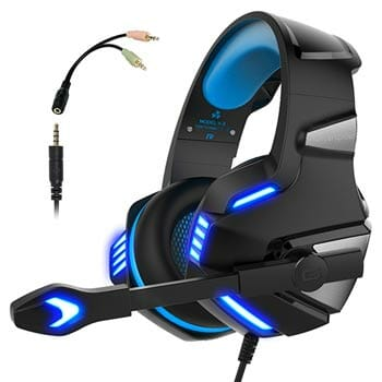 Micolindum Over Ear Gaming Headset