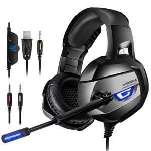 Onikuma K5-N Noise Cancelling Gaming Headset