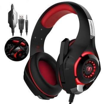 Redhoney Gaming Headset