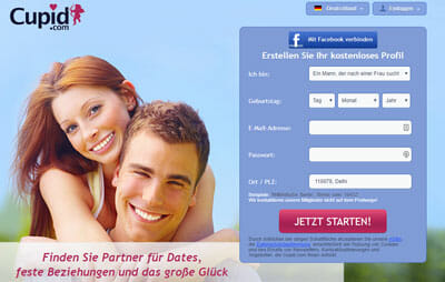 German dating site - Free online dating in Germany