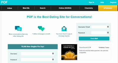 Free subscription dating sites usa