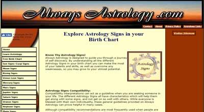 always astrology