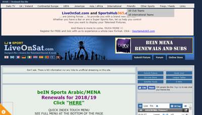 LiveOnSat