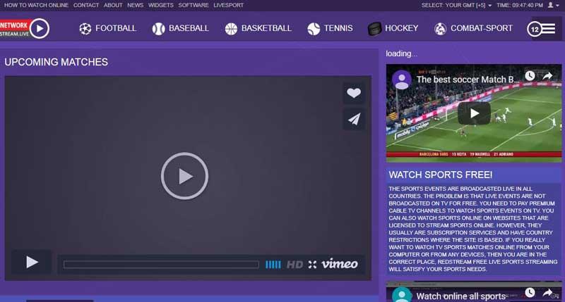 Networkstream.live Review