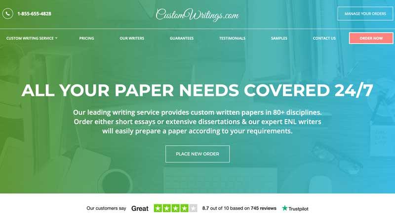 Custom writtins com