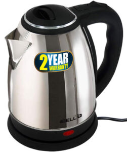 iBELL Stainless Steel Electric Kettle, 1.8 L
