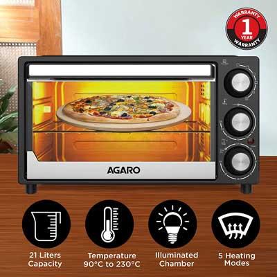 AGARO Grand 21-Litre Oven Toaster Grill