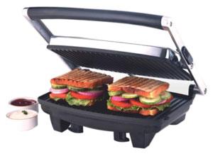 Borosil Grill Sandwich Maker