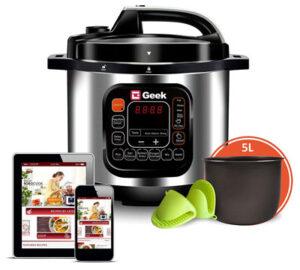 Geek Robocook automatic Electric Pressure Cooker