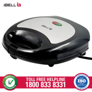 iBELL Grill Sandwich Maker with nonstick plates