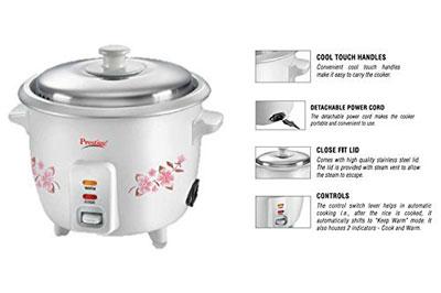 Prestige Delight Electric rice cooker